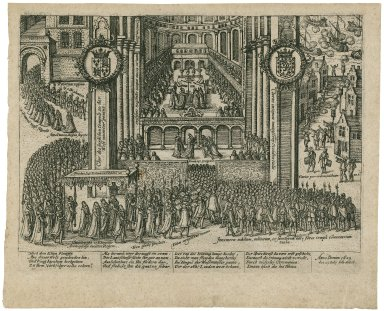 [Coronation of James I, King of Great Britain] [graphic].