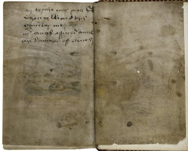 [Book of hours (Salisbury)] Enchiridio[n] preclare eccl'ie Sarisburie[n]sis deuotissimis precationibus ac venustissimis imaginibus: [et] ijs quid¯e non paucis refertu[m].