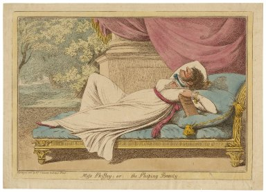 Miss Skiffey, or, The sleeping beauty [graphic].