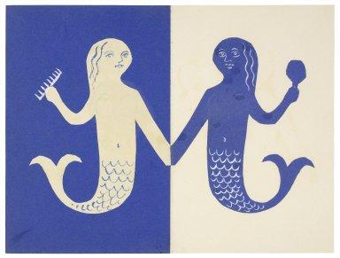 Cover design for Mermaid theatre