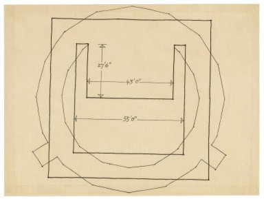 Floorplan of the Second Globe