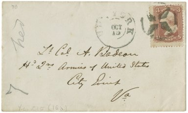 Letter in support of President Lincoln