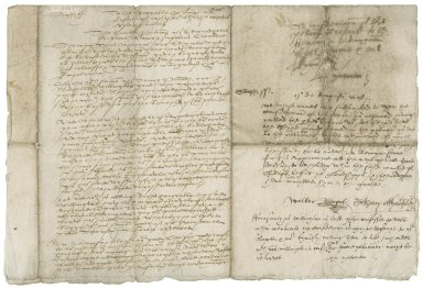 Petition of Edward Heere to the justices of assize in Staffordshire