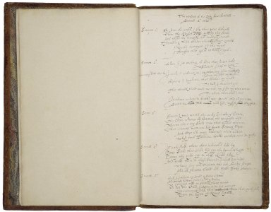 Miscellany of Lady Anne Southwell