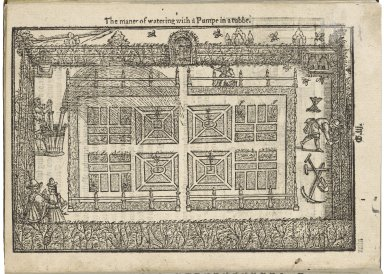 The gardeners labyrinth: containing a discourse of the gardeners life ...