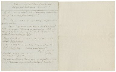Letters from Alexander Pope to Jacob Tonson I and Jacob Tonson II, 1731-1735 : manuscript copies