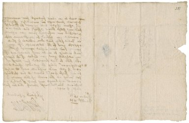 Letters to Colonel Bennet, M.P.