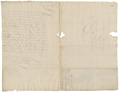 Letter from Major Peter? Ceely, St. Ives, to Colonel Robert Bennet, governor of St. Michael's Mount