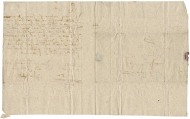 Letter from P. Robertson to Patrick Rattray of Craighall, Littleton