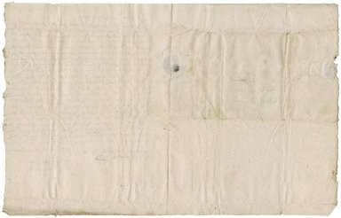 Letter from John Rattray to Patrick Rattray of Craighall, Tower of London