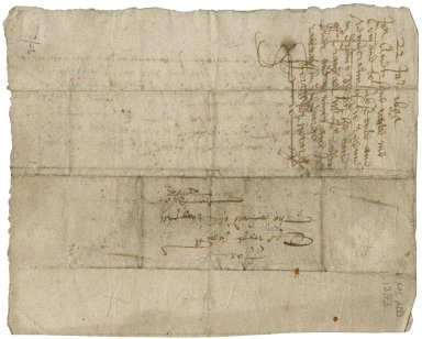 Letter from Lawrence Blair to Patrick Rattray of Craighall, Blair
