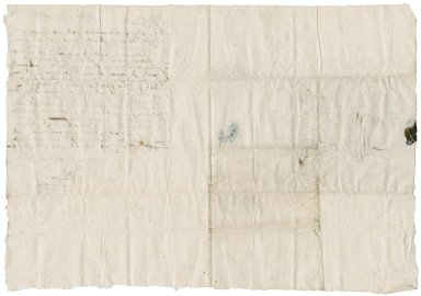 Letter from W. Gray to Patrick Rattray of Craighall, Forfar