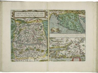 Theatrum orbis terrarum Abrahami OrtelI Antuerp.