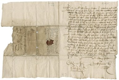 Letter from Francis Hay of Balhousie W.S. to David Rattray of Craighall (his brother-in-law) Edinburgh