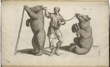 A description of the nature of four-footed beasts, with their figures engraven in brass: written in Latin by Dr. John Johnston. Translated into English by J.P.