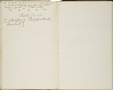 Copy of letter from Morell Theobald, Lewisham, to A.R. Wallace, January 14, 1880 [manuscript], 1880?