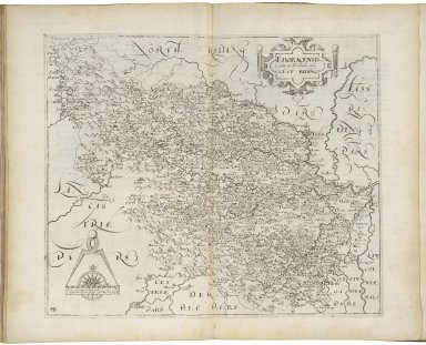 Britain, or A chorographicall description of the most flourishing kingdomes, England, Scotland, and Ireland, and the ilands adioyning, out of the depth of antiquitie: beautified vvith mappes of the severall shires of England: vvritten first in Latine by W