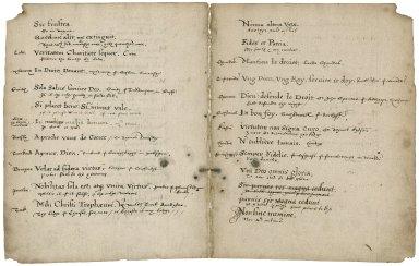 Book of mottoes [manuscript]
