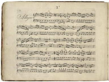 Collection of lessons for the harpsichord ...