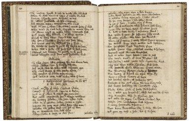 Commonplace book of Matthew Day [manuscript], ca. 1650.