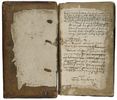 Miscellany [manuscript], ca. 1650.
