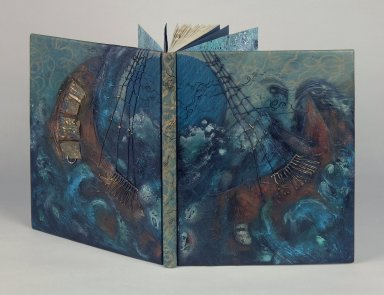 The Tempest, a sketchbook from the play by William Shakespeare