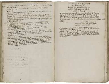 Miscellany of Henry Oxinden [manuscript], ca. 1642-1670.