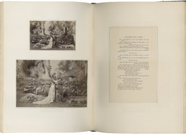 [Midsummer night's dream] The comedy of A midsummer night's dream / written by William Shakspere ; and arranged for representation at Daly's Theatre, by Augustin Daly ; produced there for the first time, January 31, 1888.