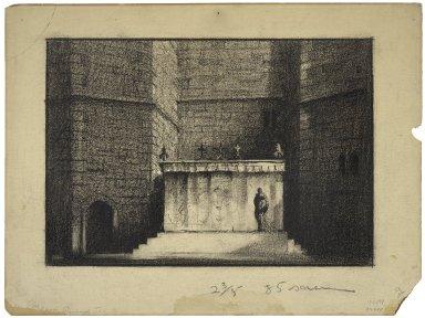 Palace, Richard III [graphic].