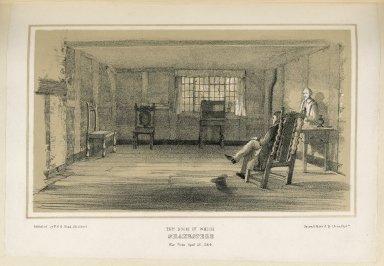 Collection of Shakespeareana [manuscript], 19th century.