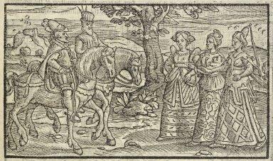 [Chronicles of England, Scotlande, and Irelande] The firste volume of the Chronicles of England, Scotlande, and Irelande.