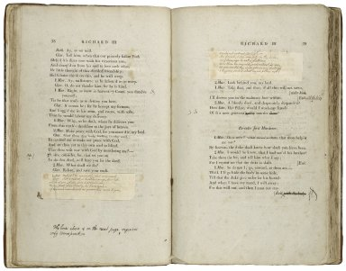 [Plays. 1791. W. Bulmer and Co.] The dramatic works of Shakspeare / revised by George Steevens.