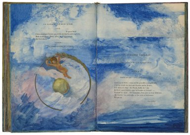 [Illustrations to A midsummer night's dream] [graphic] / P. Marcius-Simons.