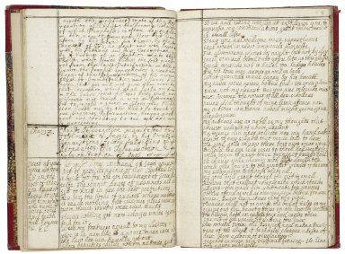 Dramatic miscellany [manuscript], ca. 1650.