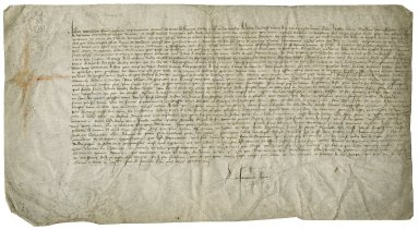 Receipts, orders, etc., relating to the English administration of Normandy, etc., by officials from England and their local agents [manuscript].