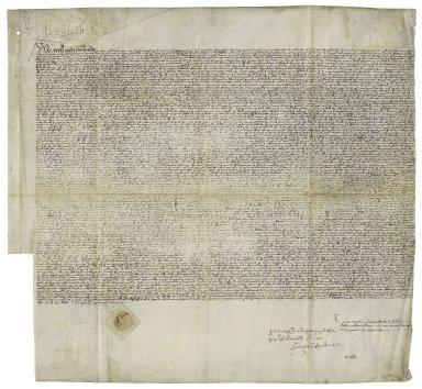 Warrants of the Wardrobe [manuscript], ca. 1480-1615.