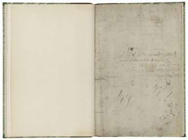 The lost lady [manuscript].
