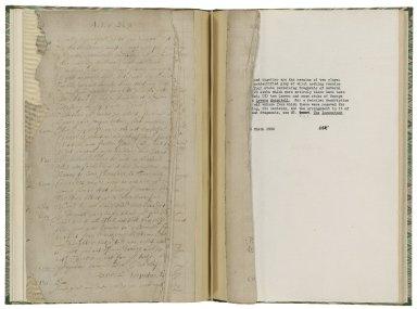 Lover's hospital [manuscript].