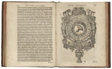 De furtiuis literarum notis vulgo. de ziferis libri IIII. Ioan. Baptista Porta Neapolitano autore.