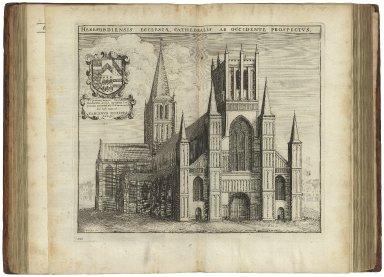 Monastici Anglicani, volumen tertium et ultimim