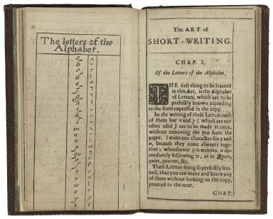 Tachygraphy· The most exact and compendious method of short and swift writing, that hath ever yet been published by any. Composed by Thomas Shelton, author and professor of the said art. Approved by both the universities.