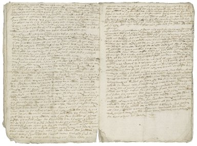 Copy of Newsletter of expedition to Cadiz, June 1596 [manuscript], 17th century?