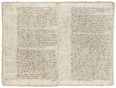 [Treaties, etc. English] The articles of the league between the King of England James I and the King of Spain Philip III and the Archduchess Isabella Clara Eugenia, August 18, 1604 [manuscript], 17th century?