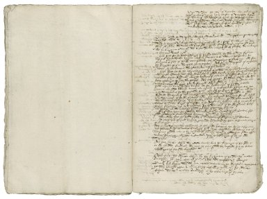 Arraignment and trial of Sir Walter Raleigh, November 17, 1603 [manuscript], 17th century?