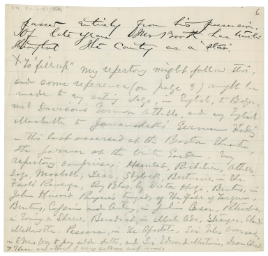 Notes on Edwin Booth's bilingual productions, 19th century