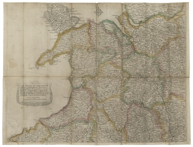 The kingdome of England & principality of Wales, exactly described [cartographic material] : whith [sic] euery sheere, & the small townes in euery one of them, in six mappes, portable for euery mans pocket, The first beginning in Scotland & one sheere in England, Northumberland, & so to New-castle; the second hath his head at New-castle & extendeth it selfe, all Durham, Westmoreland, Cumberland, Yorkeshire, Lancastshire, & part of Lincolne shire; the third hath Norfolke, Suffolke, Cambridge, Bedford, Hartford, Buckingham, Oxford, Northampton, Warwicke, Huntington, Lecester & Rutland, parte of Lincolne, Nottingham, Darby, Glocester, Barkeshire & Essex; the fourth map runnes it selfe, all Shropshire, Cheshire; Stafford, Woster, Heriford most of Wales Anglesey, & part of Pembroke shire; the fift map, houldeth the south of Wales & Gloster, Somerset, Dorset, Deuon, & Cornwall, part of Wiltshire; the sixth mappe containes, Kent, Southsex, Surrey, Middlesex, Barke, & Hampshire, part of Essex, & Wiltshire, the small prikes boundeth euery shire. Vsefull for all comanders for the quarteringe of souldiers, & all sorts of persons, that would be informed, where the armies be; neuer so commodiously drawne before this. 1644 Described by one that trauailled throughout the whole kingdome, for its purpose / W. Hollar fecit.
