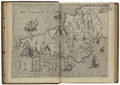 A chorographicall description of all the tracts, riuers, mountains, forests, and other parts of this renowned isle of Great Britain, with intermixture of the most remarkeable stories, antiquities, wonders, rarities, pleasures, and commodities of the same.