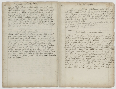 Receipt book of Rebeckah Winche [manuscript].