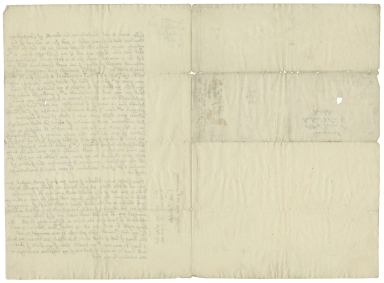 Copy of letters between Thomas Wentworth, Earl of Strafford, and Sir George Radcliffe, 1641