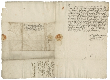 Papers relating to the patronage of the vicarage of Stone, Worcestershire
